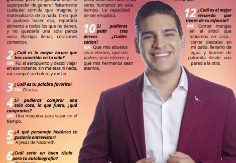 12 cosas que no sabías  de Marco Antelo